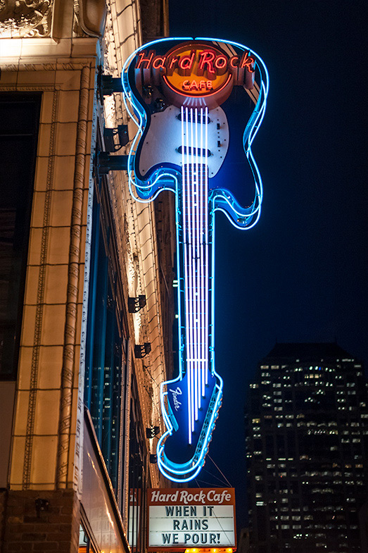 Seattle's Hard Rock